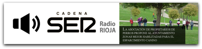 Entrevista sobre las ZEC de Logroño en Cadena SER