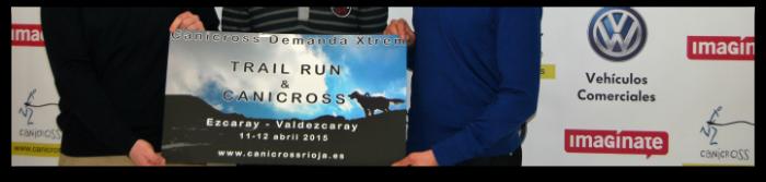 Canicross Demanda Xtrem Ezcaray-Valdezcaray - 11 y 12 de abril
